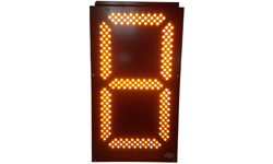 Daktronics-0A-1192-2232-24-Inch-Amber-Digit
