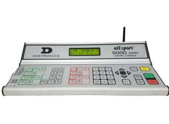 (0A-1196-0192) Daktronics All Sport 5000 GEN III Wireless Controller (Refurbished)