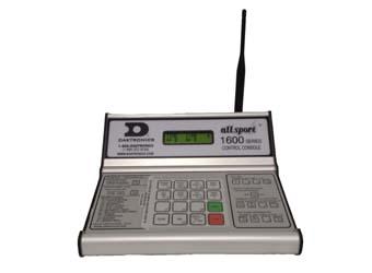 Daktronics Scroeboard 1600 Control console