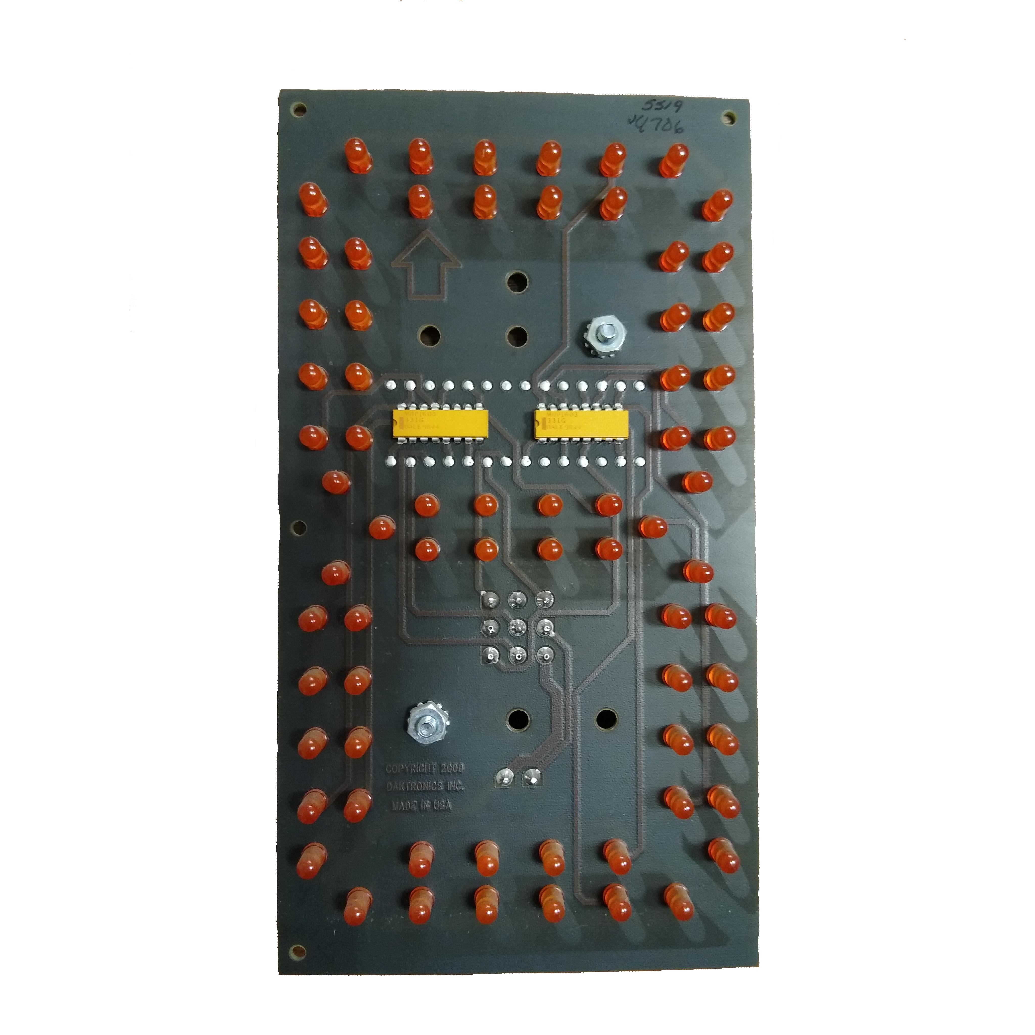 (0P-1150-0082) Daktronics 7