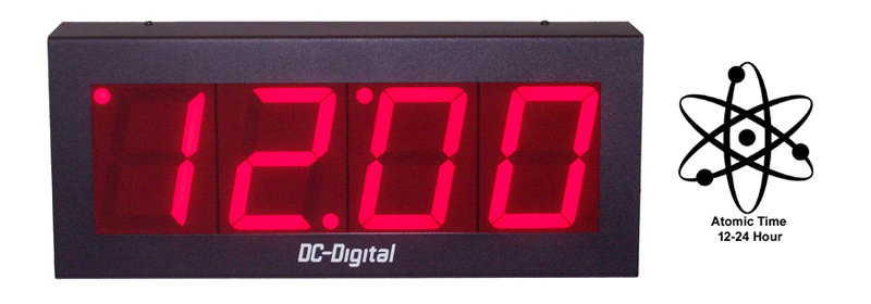 Dc-40S-W-System-Atomic-time of day Clock