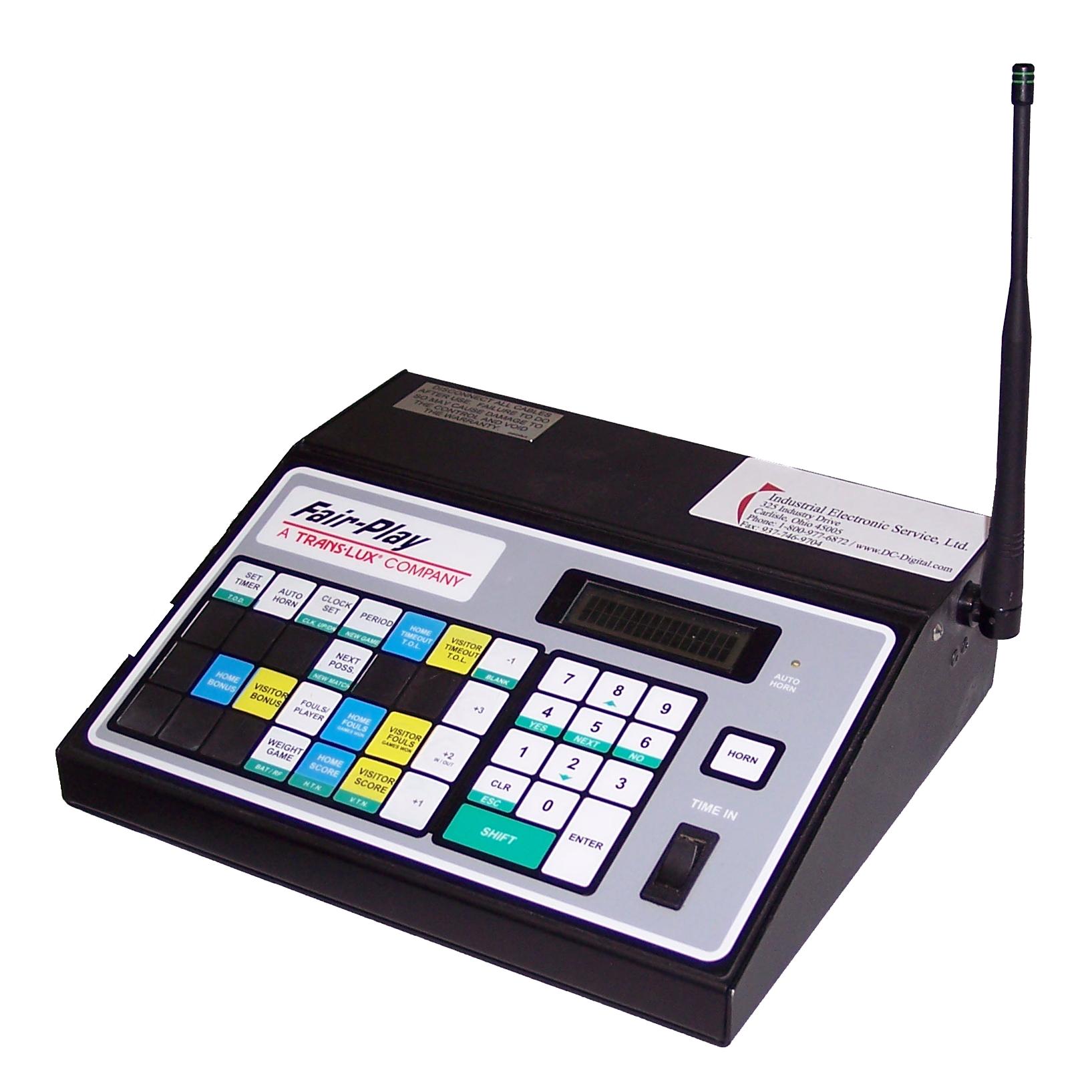 Fair-play-MP-70-0111-Wireless-Control-Console