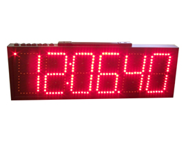 sports_timer_LED_clock_counter_6_inch_6_digit_universal_timer