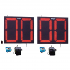 DC-300P-S-Eye-Bolt-Mount-Battery-Operated-Football-Lacrosse-Baseball-Softball-Timers-Delay-of-Game