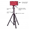 DC-60T-Tripod and Handle