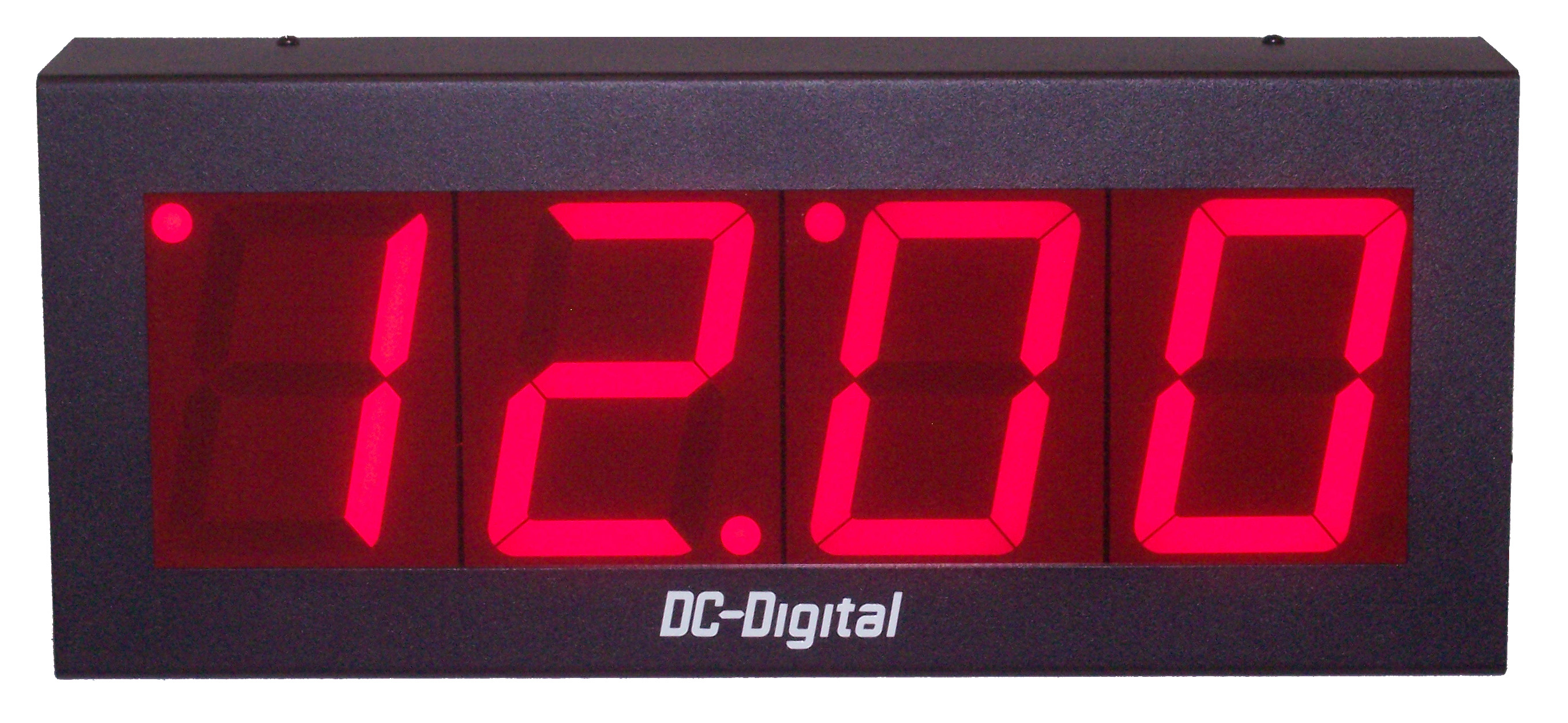 Digital Time of Day Clock