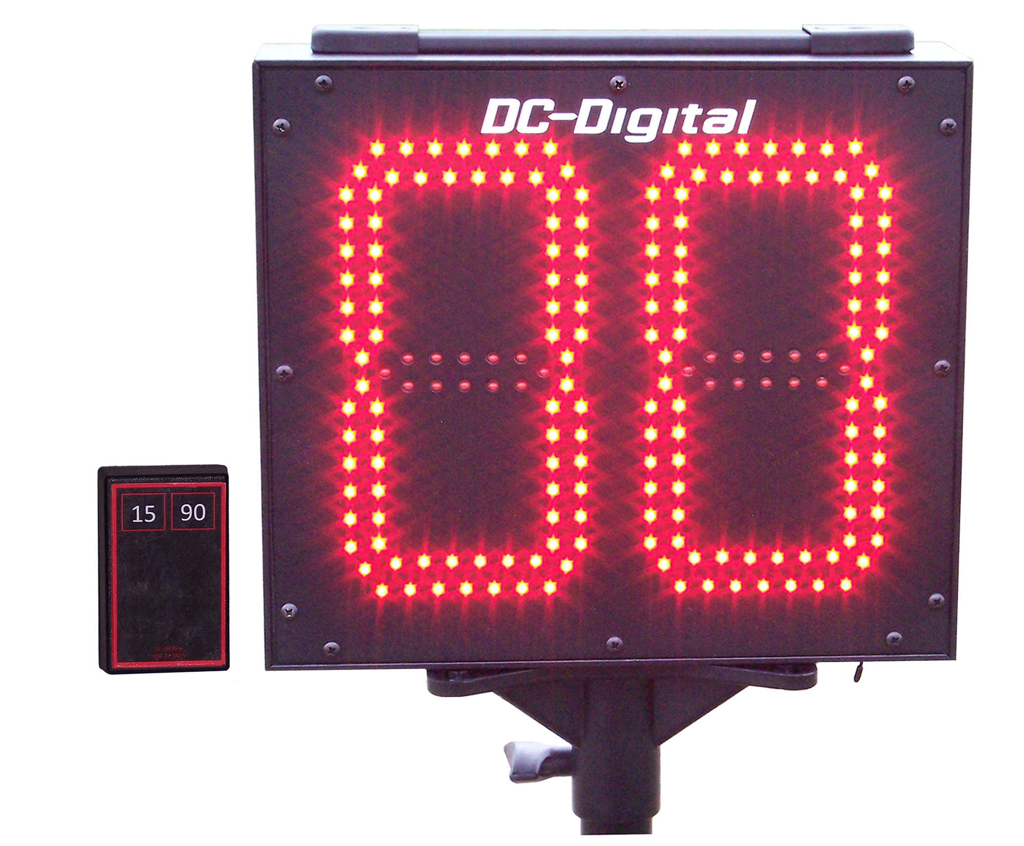 Baseball/Softball 8 Inch Digit Pitch and Innings timer