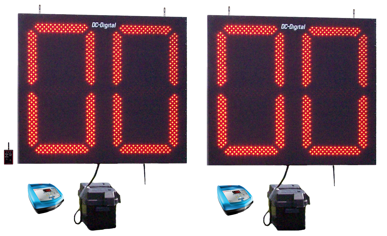 Ucla Football Play Clocks Dc Digital 1 800 977 6872