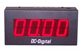 Jail Cell Wellness Check countdown timer DC-25T-DN